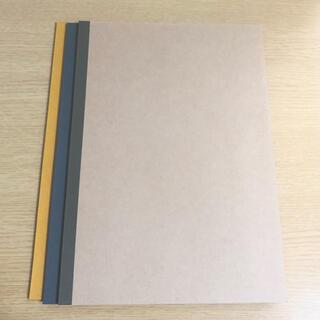 ムジルシリョウヒン(MUJI (無印良品))の無印良品 B5ノート 3冊セット(ノート/メモ帳/ふせん)