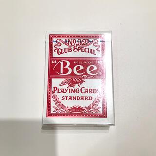 トランプ Bee ビー No.92 CLUB SPECIAL レッド (トランプ/UNO)