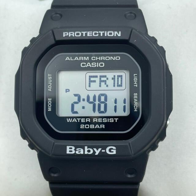 Baby-G(ベビージー)のカシオ CASIO BABY-G電池式腕時計BGD-560-1JF メンズの時計(腕時計(デジタル))の商品写真