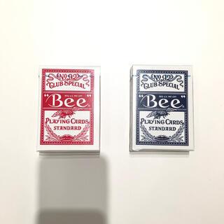 トランプ Bee ビー No.92 CLUB SPECIAL 2個セット(トランプ/UNO)
