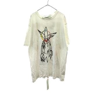 OFF-WHITE - OFF-WHITE オフホワイト 半袖Tシャツ