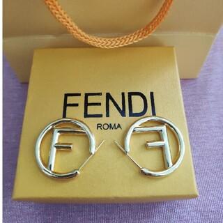 フェンディ(FENDI)のオススメ!Fendiフェンデイ ピアス レディース 美品(ピアス)