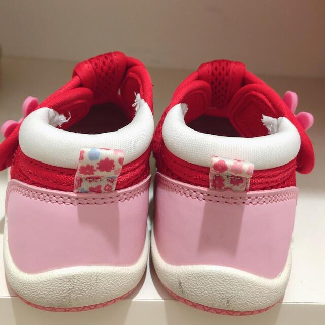 HOT BISCUITS(ホットビスケッツ)のミキハウス HB サンダル 14.5センチ キッズ/ベビー/マタニティのベビー靴/シューズ(~14cm)(サンダル)の商品写真