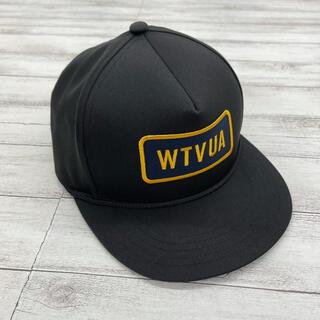 W)taps - 19SS WTAPS MILITIA 02 キャップ ブラック