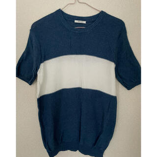 ベイフロー(BAYFLOW)のbayflow ニットシャツ(Tシャツ/カットソー(半袖/袖なし))