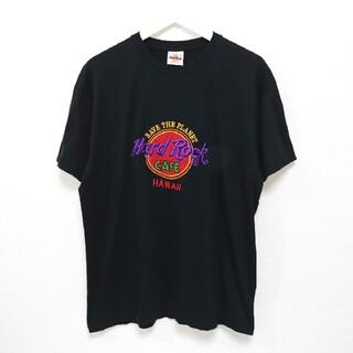Champion - L 90s ハードロックカフェ HARDROCK CAFE Tシャツ USA製