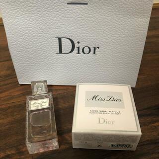 クリスチャンディオール(Christian Dior)のディオール Dior ヘアミスト ソープセット(ヘアウォーター/ヘアミスト)