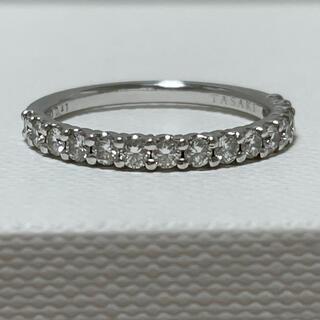 タサキ(TASAKI)の現行 タサキ ブリッランテ ダイヤハーフエタニティリング 美品(リング(指輪))