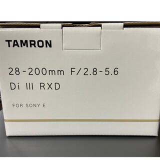 TAMRON - Tamron 28-200mm f2.8-5.6 Di III RXD FE