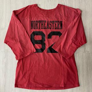 ロンハーマン(Ron Herman)のRonHerman RHC ロンハーマン 五分丈 Tシャツ(Tシャツ/カットソー(七分/長袖))