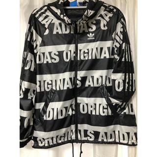 adidas - adidasオリジナルスウィンドブレーカー