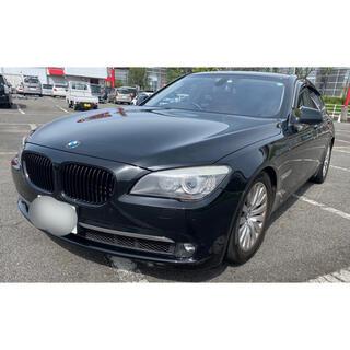 ビーエムダブリュー(BMW)のBMW 750i F01 内外装綺麗 車検長い 購入応援陸送半額こちらで持ちます(車体)