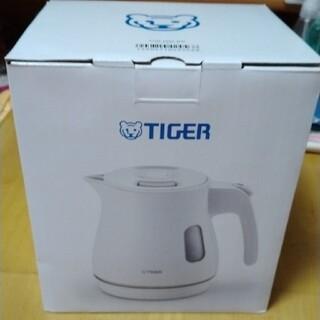 TIGER - タイガー魔法瓶デンキケトル WM