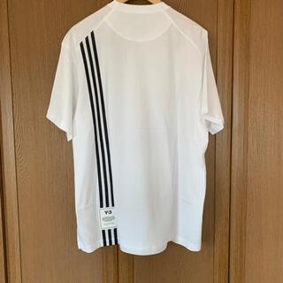 ワイスリー(Y-3)の【Y-3】M 3 STP SS TEE Tシャツ(Tシャツ/カットソー(半袖/袖なし))