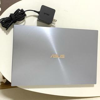 ASUS - 美品ASUS ノートパソコン zenbook14 UM431DA-AMO45TS