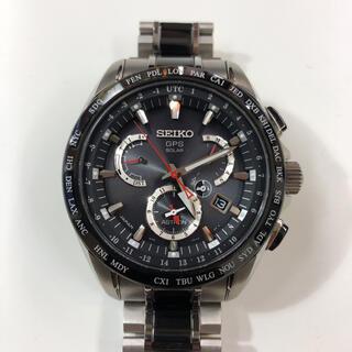 SEIKO - 美品 SEIKO SBXB041 ASTRON GPS ソーラー 腕時計
