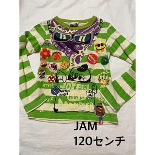 JAM - JAMTシャツ120センチ