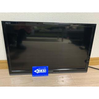 SHARP - 液晶テレビ シャープSHARP アクオスAQUOS 19インチ 2016年製