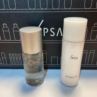 イプサ(IPSA)のイプサ ME 4&ザ•タイムR アクア(サンプル/トライアルキット)