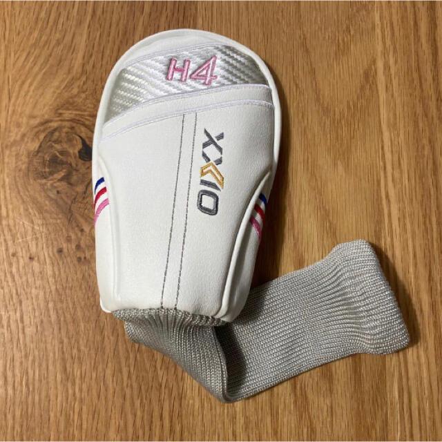 DUNLOP(ダンロップ)の【新品未使用】 XXIOゼクシオ11 UT4 ヘッドカバー@レディース スポーツ/アウトドアのゴルフ(その他)の商品写真