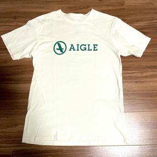 AIGLE - AIGlE Tシャツ★アウトドア好きに!!