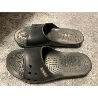 crocs - クロックス 25cm  クロックスバンド  2スライド