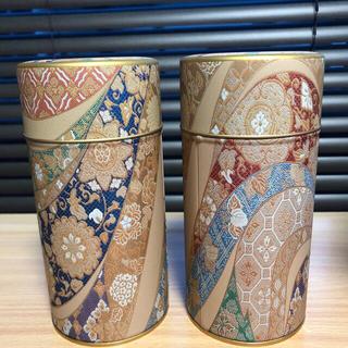 mimi様専用   茶缶 (中身なし)(容器)
