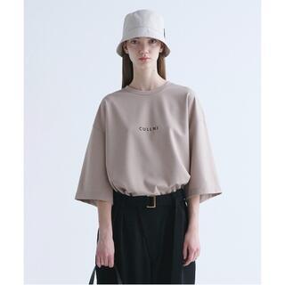 ステュディオス(STUDIOUS)のCULLNI 21SS ロゴTシャツ(Tシャツ/カットソー(半袖/袖なし))