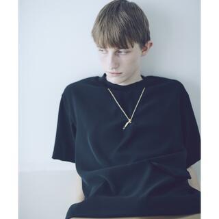 ステュディオス(STUDIOUS)のCULLNI 19SS ハーフジッププルオーバー(Tシャツ/カットソー(半袖/袖なし))