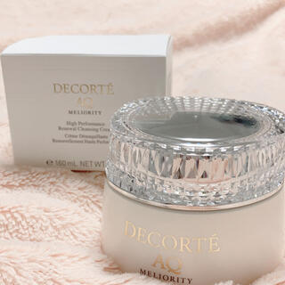 COSME DECORTE - コスメデコルテ AQミリオリティ クレンジングクリーム