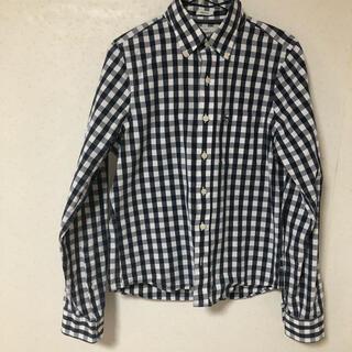 アバクロンビーアンドフィッチ(Abercrombie&Fitch)のアバクロ ギンガムチェックシャツ(シャツ)