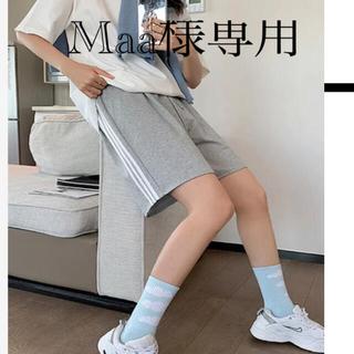 Maa様専用 ハーフパンツ レディース スポーツウェア 短パン(ハーフパンツ)