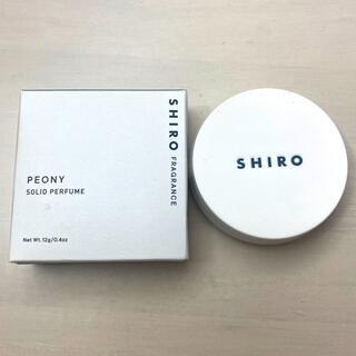shiro - SHIRO ピオニー 練り香水