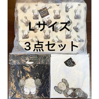 UNIQLO - KAWS TOKYO FIRSTユニクロUTコラボ3点セットTシャツトートバッグ