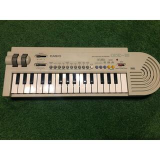 カシオ(CASIO)の【充電器付】CASIO GZ-5 ミニキーボード MIDIキーボード(MIDIコントローラー)