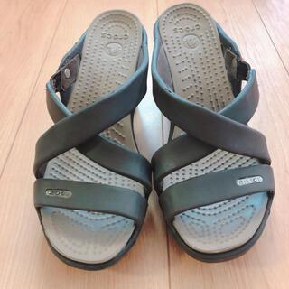 crocs - ★クロックス サンダル★W5サイズ21cm