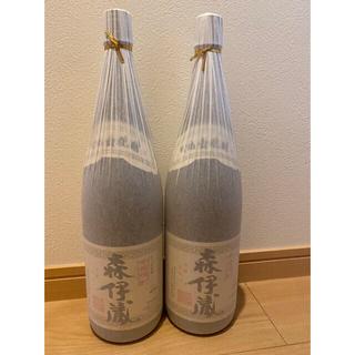 森伊蔵 焼酎 1800ml  2本セット(焼酎)
