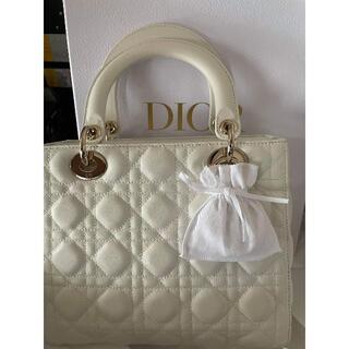 ディオール(Dior)のレディ  ディオールバッグ(ハンドバッグ)