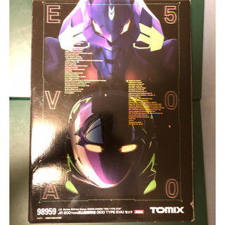 トミー(TOMMY)のTOMX 98959JR500-7000系山陽新幹線(500 TYPE EVA)(鉄道模型)