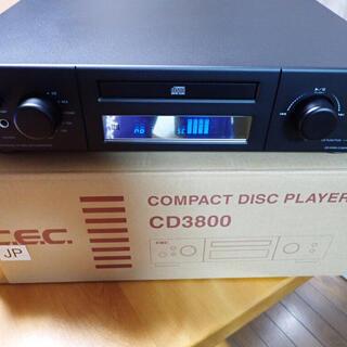 美品 CEC  CDプレーヤー CD3800