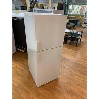 ムジルシリョウヒン(MUJI (無印良品))の(洗浄・検査済み)無印良品 冷蔵庫 137L 2014年製(冷蔵庫)