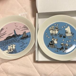 ARABIA - アラビア ムーミン コレクターズプレート ナイトセーリング & ピース 皿 食器