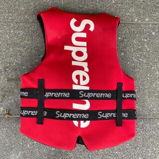 supreme ライフジャケット Lサイズ(ウエア)
