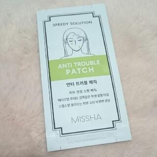 ミシャ ニキビパッチ(パック/フェイスマスク)