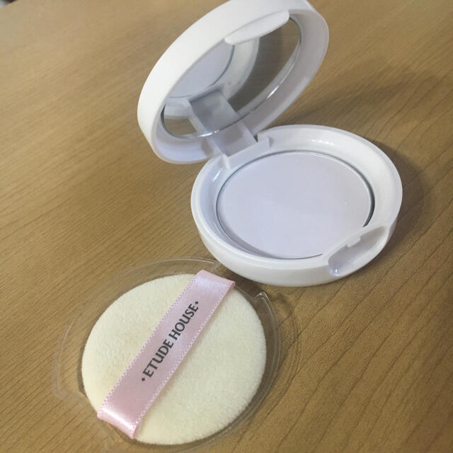 ETUDE HOUSE(エチュードハウス)のエチュードハウス フィックスアンドフィックス トーンアップパクト コスメ/美容のベースメイク/化粧品(フェイスパウダー)の商品写真