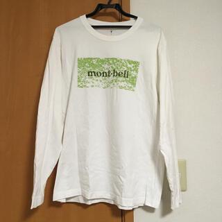 モンベル(mont bell)のモンベル 長袖Tシャツ Lサイズ(Tシャツ/カットソー(七分/長袖))