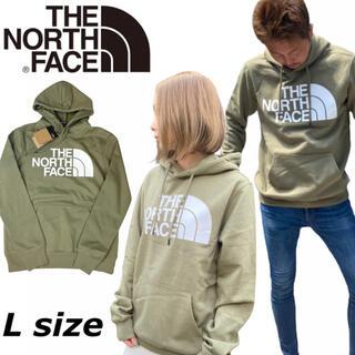 THE NORTH FACE - ザ ノースフェイス パーカー ハーフドーム NF0A4M4B スウェット  L