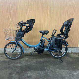 ヤマハ(ヤマハ)の[子供乗せ電動自転車] YAMAHA パスバビー 20インチ 3人乗り(自転車本体)
