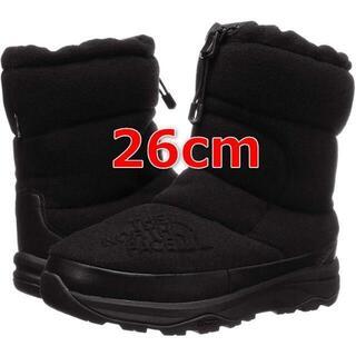 ザノースフェイス(THE NORTH FACE)のザノースフェイス Nuptse Bootie WP Wool IV 26cm(ブーツ)