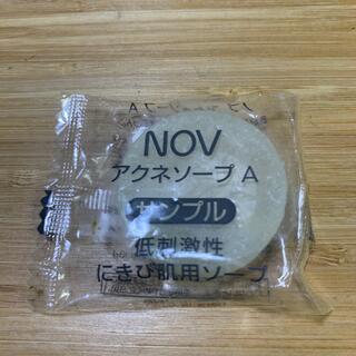 ノブ(NOV)のアクアソープ(ボディソープ/石鹸)